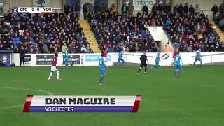 York City FC - Goal of the Month (October 2019)