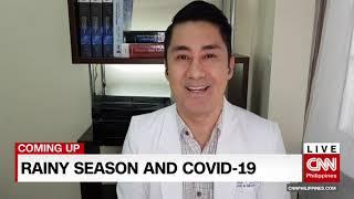 Rainy season and Covid-19