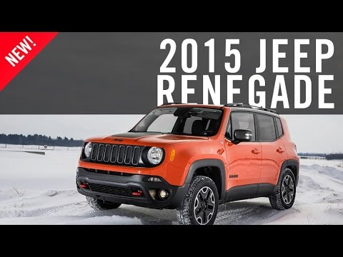 2015 jeep renegade doovi. Black Bedroom Furniture Sets. Home Design Ideas