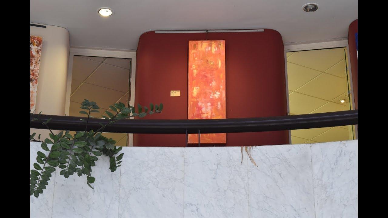Tour tableaux  Vibratoires expo Société générale 1