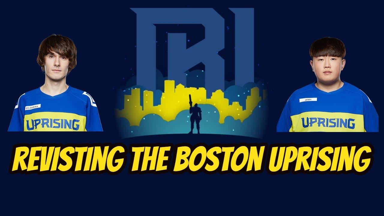 Revisiting the Boston Uprising