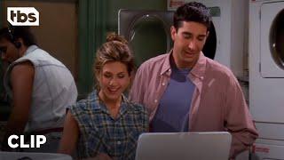 Friends: Ross Teaches Rachel How To Do Laundry (Season 1 Clip) | TBS