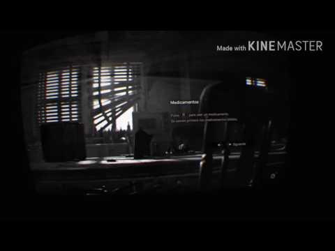 Resident evil 7 ( Reacción primera  partida VR spoiler  primera  hora de juego)