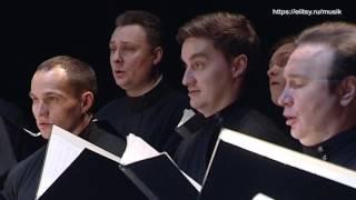 """Божественная Литургия: """"Достойно есть"""" и Смоленская икона - Духовная музыка с иеромонахом Амвросием"""