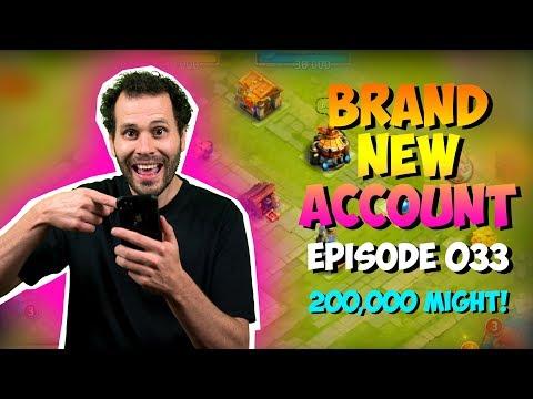 Episode 33: Hero Collector 200,000 Might UPDATE!
