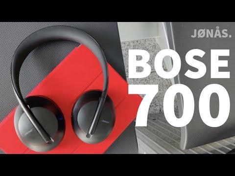 Bose Noise Cancelling Headphones 700 im Alltagstest