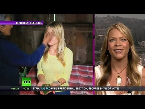 Amber Lyon Trips All Over the World to Discover the Power of Hallucinogens