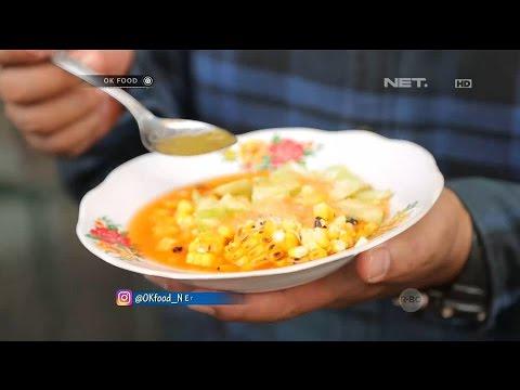Enaknya Jajanan Asinan Jagung Bakar Khas Bogor - OK FOOD Episode 58