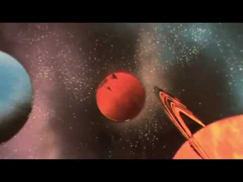 How to Spray Paint Art Planet - Planetary Ring 2
