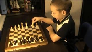 Шахматы от Глеба - Третье видео. Фигуры.