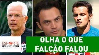 OLHA o que FALCÃO falou de LEÃO e do SÃO PAULO de 2005!