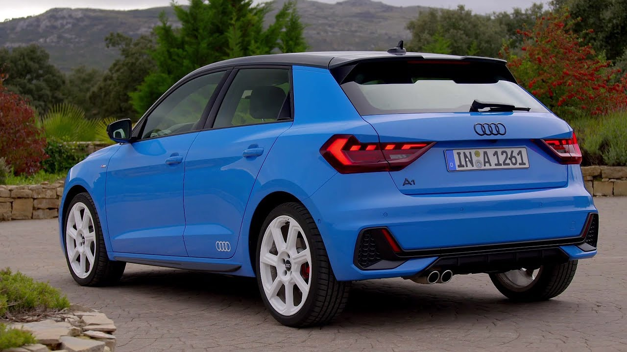 2019 audi a1 sportback s line youtube. Black Bedroom Furniture Sets. Home Design Ideas