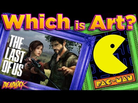 DeadLock: The Last of Us vs. Pac-Man, Which is MORE Artistic?
