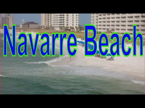 Visiting Navarre Beach In Florida, United States - The Beautiful Beach