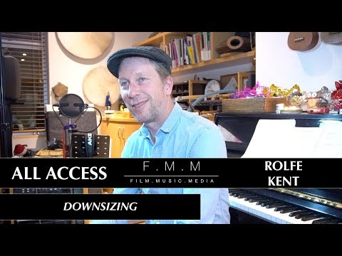 All Access: Rolfe Kent