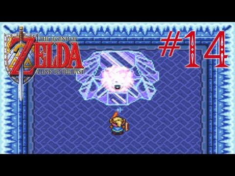 [Detonado Completo 100%] Zelda: A Link to the Past #14 - ICE PALACE