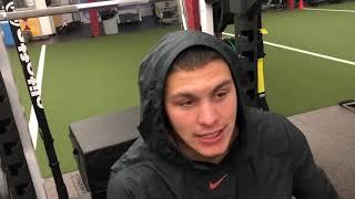 OSU Football: Rodriguez talks interception and Cyclones win
