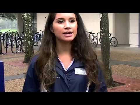 Campus Tour Sonoma State University Fall 2014  Part 1
