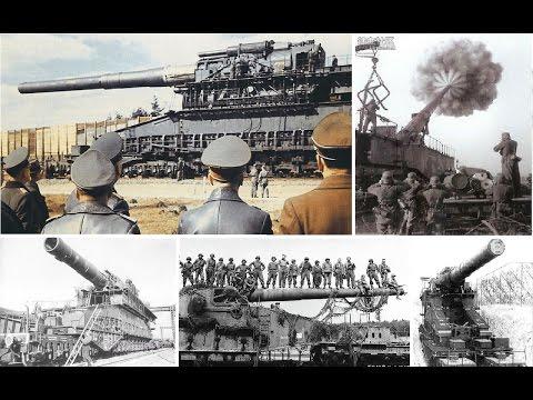 挑戰新聞軍事精華版--德軍二戰傳奇「古斯塔夫」巨砲 (二)