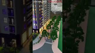 Căn hộ cao cấp Osimi Phú Mỹ,giá chỉ từ 240 triệu nhận căn LH: 0981405479