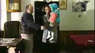 قلب مجنون الجزء الأول الحلقة 19 القسم 1 مدبلج للعربية- Deli Yürek