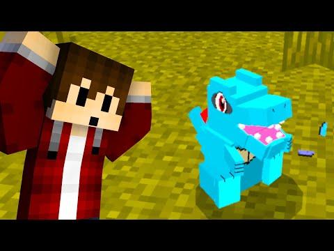 Minecraft Bedrock Pokemon