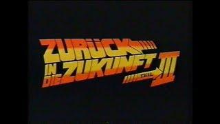 Zurück in die Zukunft III (1990) - DEUTSCHER TRAILER