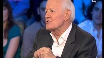 Jacques Chancel - On n'est pas couché 5 janvier 2008 #ONPC