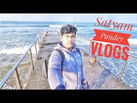 Guhagar Beach Drone Shot| Chiplun City Tour| Vlog #51
