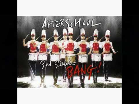 AFTER SCHOOL - BANG ! mp3 dl