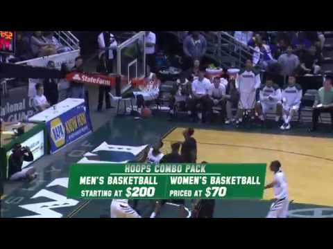 2015-16 Hawaii Basketball Season Ticket Commercial
