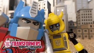 KRE-O Transformers - &#39Take Us Through the Movies&#39 Original Short