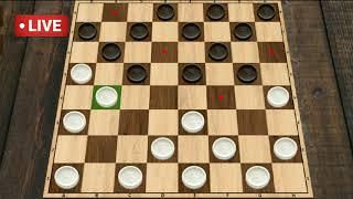 checkers draughts لعبة الداما screenshot 1