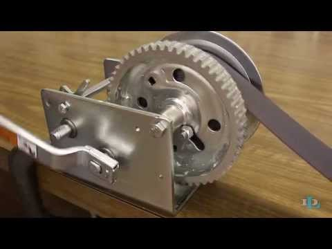 2 Speed Pulling Winch Quick Attach Handle   DL Difference - iboats.com