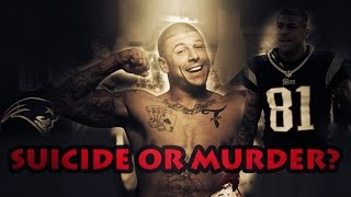 Aaron Hernandez Found Dead in Prison | Was it Suicide Or Murder? Seriously.