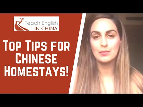Supriya's Top Tips For Homestays in China
