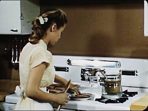 Let's Make A Sandwich (1950) A Classic Educational Film