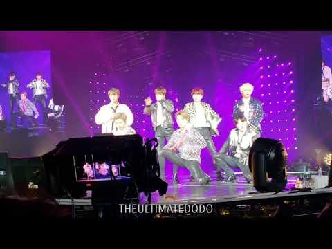 180908 DNA @ BTS 방탄소년단 Love Yourself Tour in LA Fancam 직캠