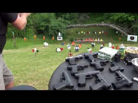 ¿Cual tu escogerías? Pistola Glock, Beretta, Ruger, S&W, Walther, Zastava, Sig Sauer