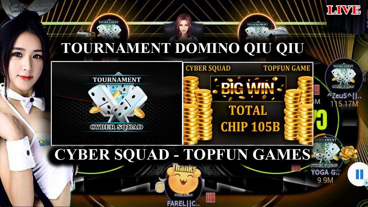 Domino Qiu Qiu Tournament Big Win Topfun Games Youtube