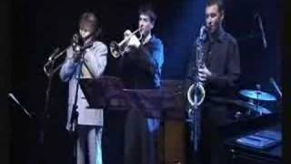 "Jimmy Smith Tribute - Hammond organ ""Michel Benebig Soul Jazz Sextet 2008"" Part one"