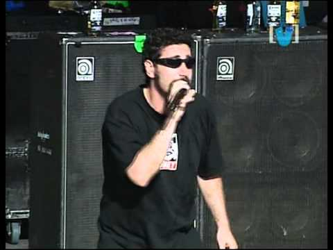 System of a Down  Mind  BDO 2002  HDDVD quality