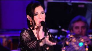 Diana Navarro - Romance De La Otra Directo en el homenaje a Plcido Domingo
