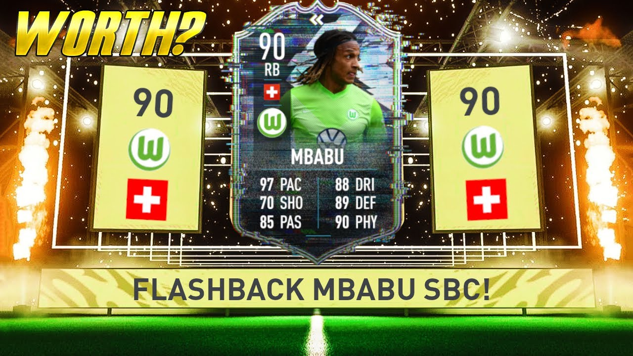 Download FLASHBACK MBABU PLAYER REVIEW! SHOULD YOU COMPLETE HIM? FIFA 21 ULTIMATE TEAM!