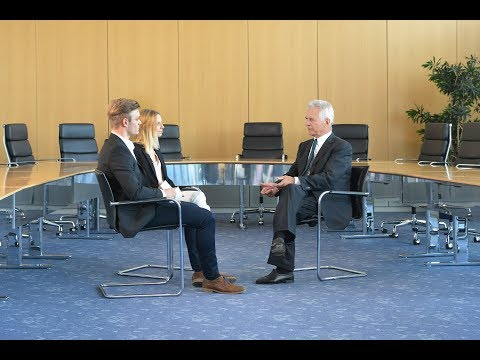 Video Interview With The Supervisory Board Chairman Of Fresenius, Dr. Gerd Krick