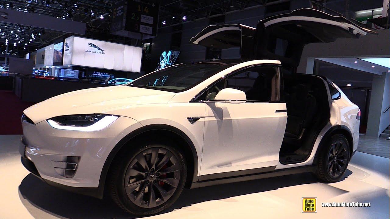 2019 Tesla Model X P100D - Exterior and Interior ...