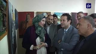 وزير الثقافة والشباب يرعى افتتاح مهرجان زحر الثقافي الأول - (28-3-2019)