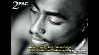 2Pac ft. Hussein Fatal, Kurupt and Scarlo - Ride 4 Me (Unreleased) [Traduzido]