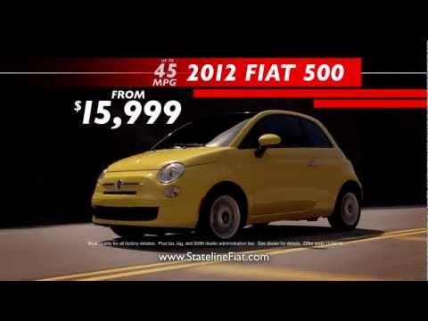 Stateline Fiat - Fiat Feast 1