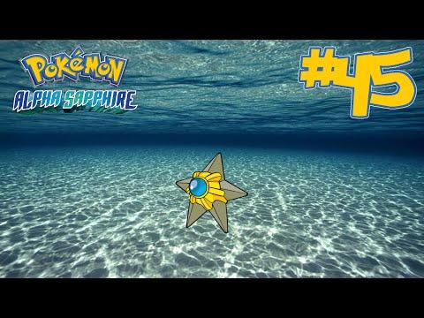 Pokémon Alpha Sapphire - Shiny Hunting - Staryu! (263 DexNav Encounters)